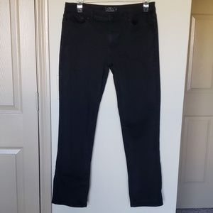 Lucky Brand Black Sweet Straight Jean's Sz 12/31 A